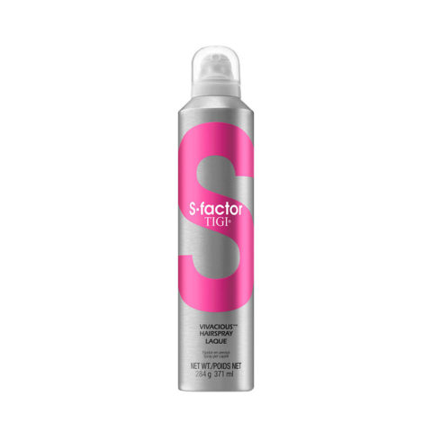 Tigi NEW S-Factor Vivacious Hairspray 371ml