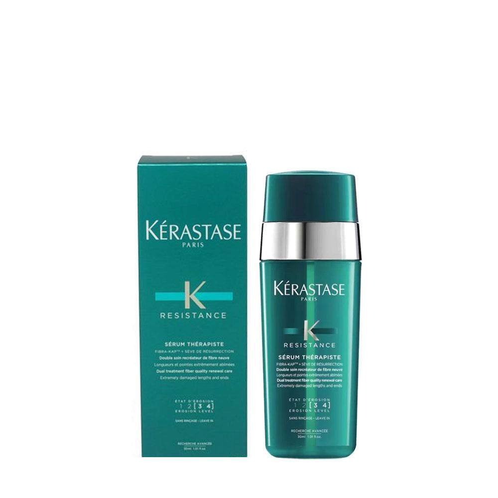 Kerastase Résistance Serum Therapiste 30ml - Haarserum für sehr geschädigtes und überstrapaziertes Haar