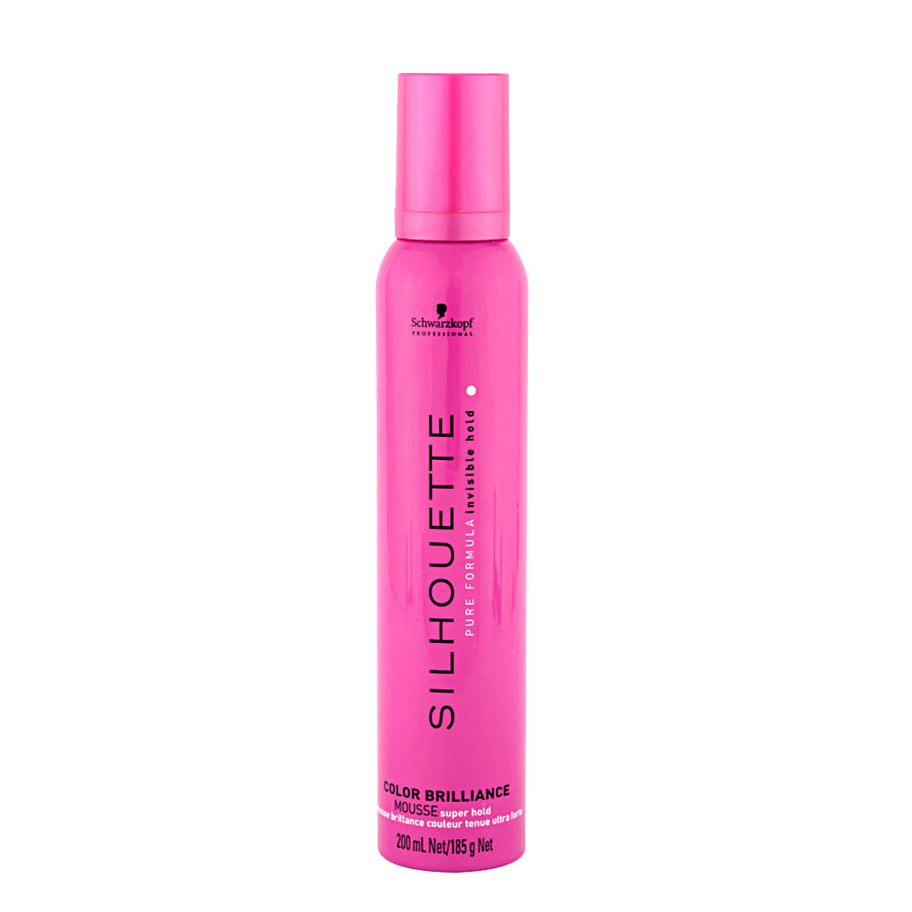 Schwarzkopf Silhouette Color Brilliance Super Hold Mousse 200ml