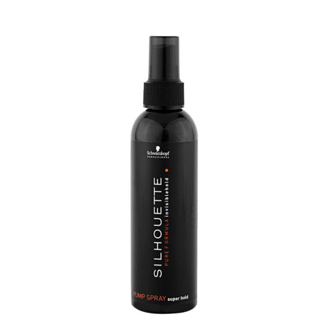 Schwarzkopf Silhouette Super Hold Pump spray 200ml