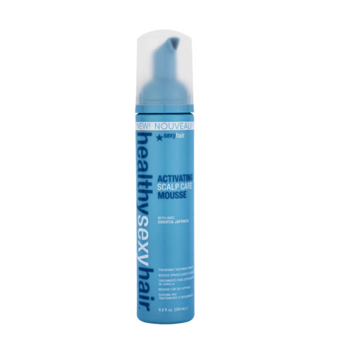 Healthy Sexy Hair Reinvent Activating Scalp Care Mousse 200ml