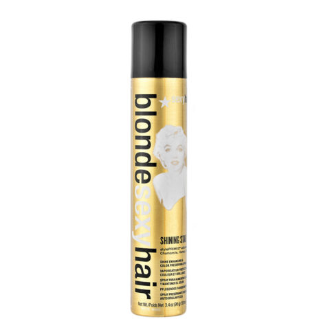 Blonde Sexy Hair Shining Star Color Preserving Spray 125ml -  Glänzender Haarspray