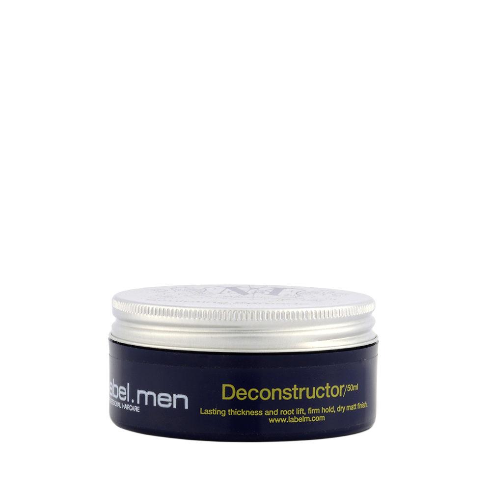 Label.Men Deconstructor 50ml - Haarpaste