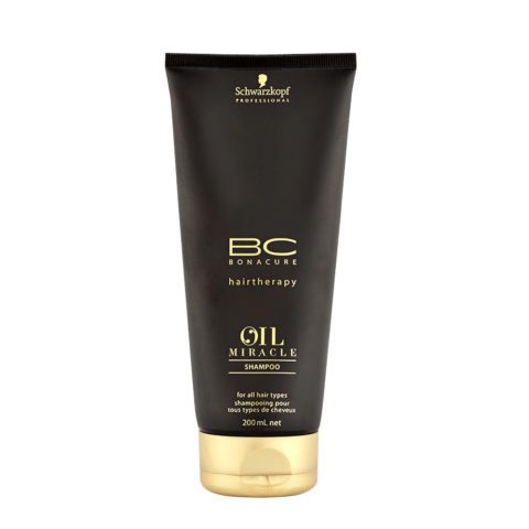 Schwarzkopf Professional BC Oil miracle Shampoo for all hair types 200ml