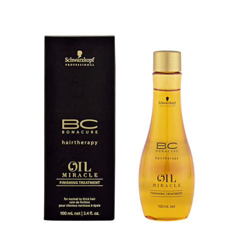 Schwarzkopf Professional BC Oil miracle Finishing treatment Normal to thick hair 100ml