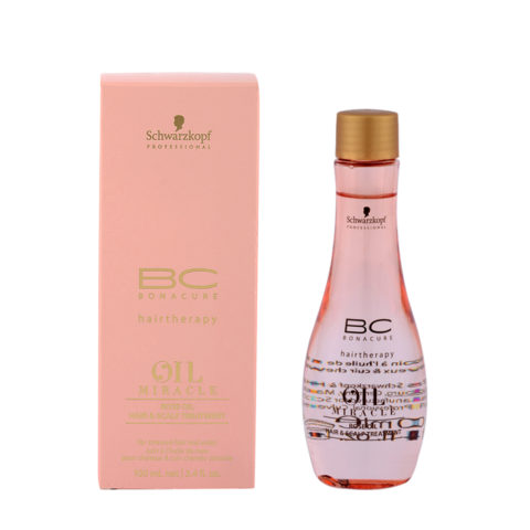 Schwarzkopf Professional BC Oil miracle Rose oil Hair & scalp treatment 100ml