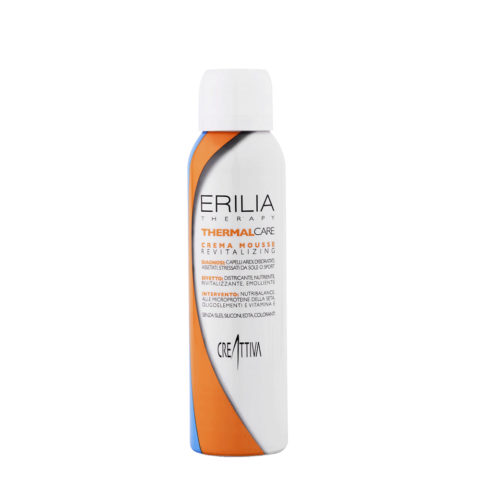 Erilia Thermal care Crema mousse Revitalizing 150ml