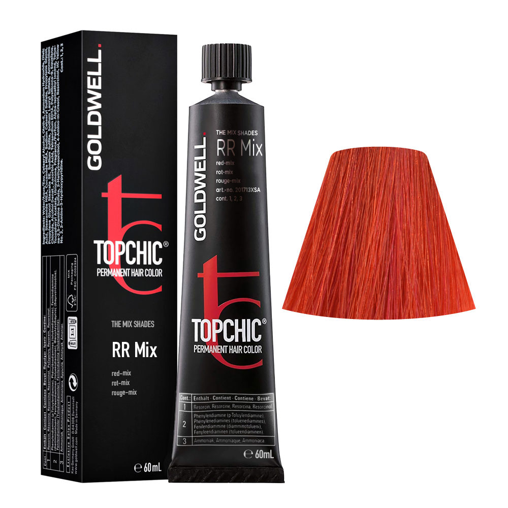 RR-MIX Rot-mix Goldwell Topchic Mix shades tb 60ml