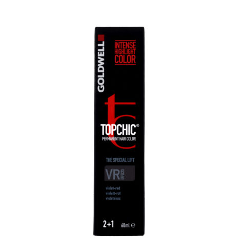 VR EFFECTS Violet rot Goldwell Topchic Special lift effects tb 60ml