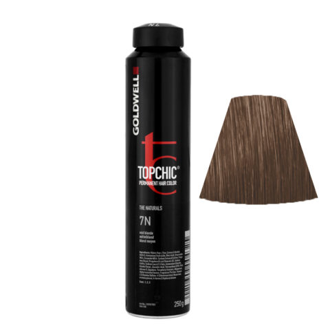 7N Mittelblond Goldwell Topchic Naturals can 250gr