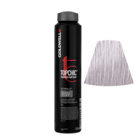 11SV Hellerblond gold Goldwell Topchic Special lift can 250gr