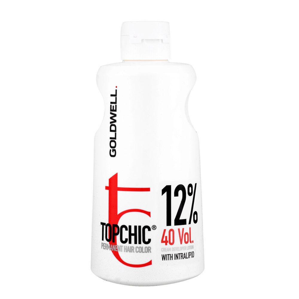 Goldwell Topchic Cream developer lotion 12% 40 vol. 1000ml