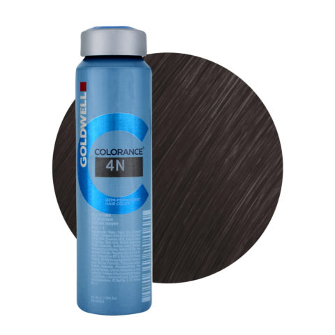 4N Mittelbraun Goldwell Colorance Naturals can 120ml