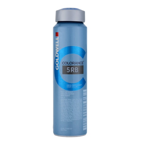 5RB Rotbuche dunkel Goldwell Colorance Warm browns can 120ml