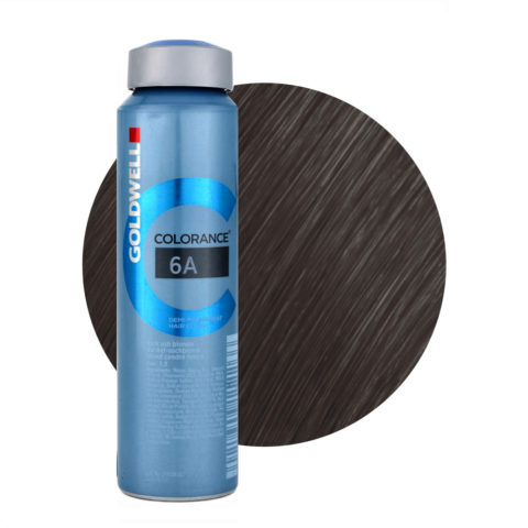 6A Dunkel-aschblonde Goldwell Colorance Cool browns can 120ml