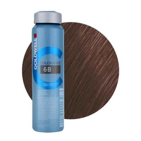 6B Goldbraun Goldwell Colorance Warm browns can 120ml