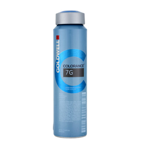 7G Haselnuss Goldwell Colorance Warm browns can 120ml