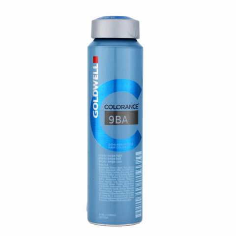 9BA Smoky beige hell Goldwell Colorance Cool blondes can 120ml