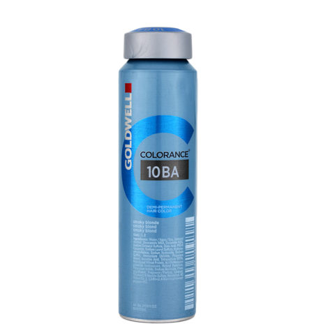 10BA Smoky blond Goldwell Colorance Cool blondes can 120ml