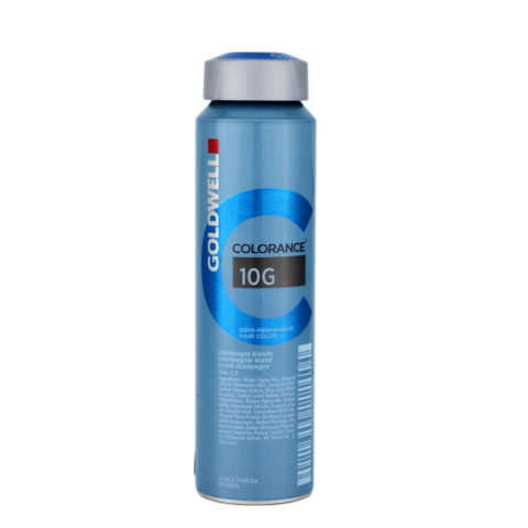 10G Champagner blond Goldwell Colorance Warm blondes can 120ml