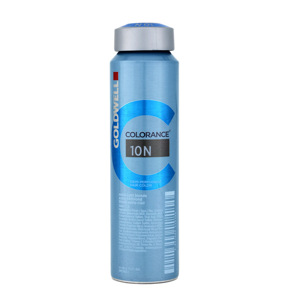 10N Extra hellblond Goldwell Colorance Naturals can 120ml