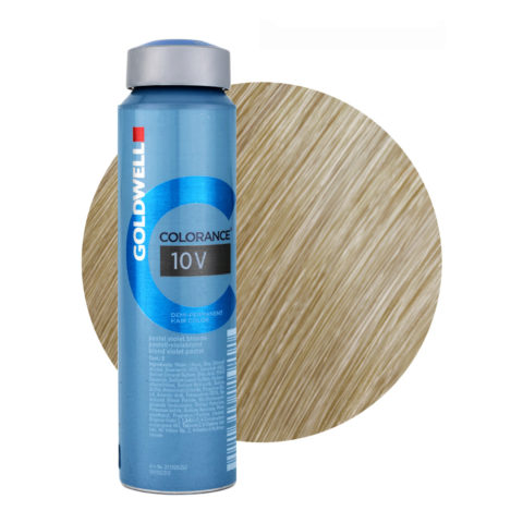 10V Pastell-violablond Goldwell Colorance Cool blondes can 120ml