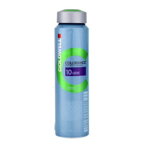 10 Creme Goldwell Colorance Express toning can 120ml