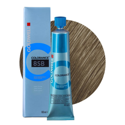 8SB Silber blond Goldwell Colorance Cool blondes tb 60ml