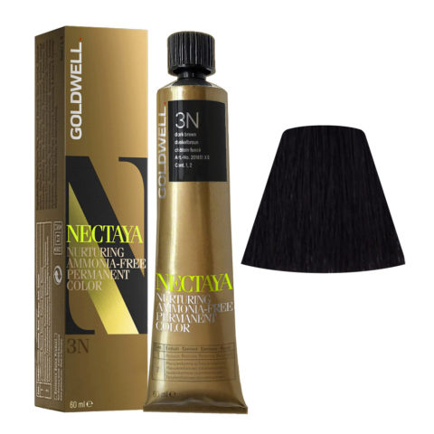 3N Dunkelbraun Goldwell Nectaya Naturals tb 60ml