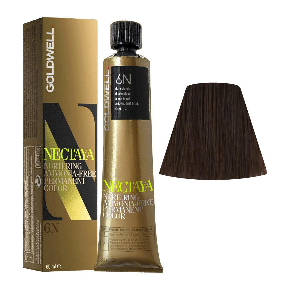 6N Dunkelblond Goldwell Nectaya Naturals tb 60ml