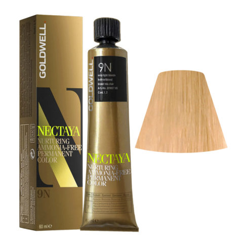 9N Hell-hellblond Goldwell Nectaya Naturals tb 60ml