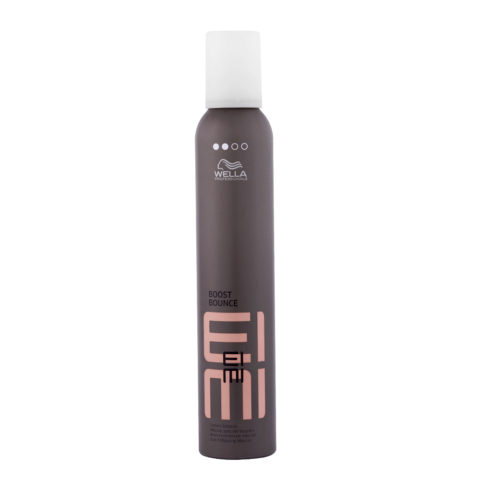 Wella EIMI Volume Boost bounce Mousse 300ml - locken-mousse