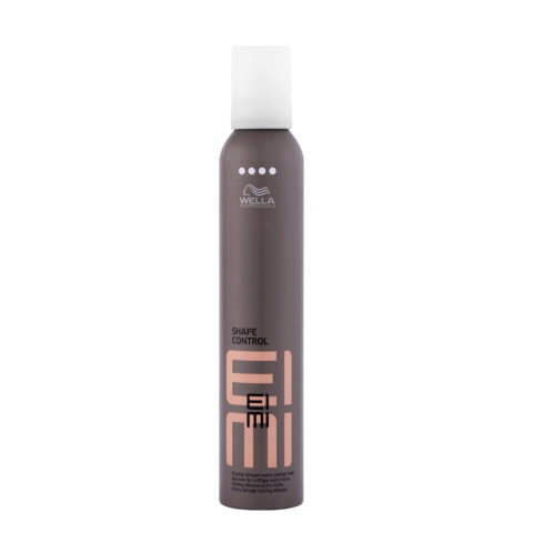 Wella EIMI Volume Shape control Extra strong mousse 300ml