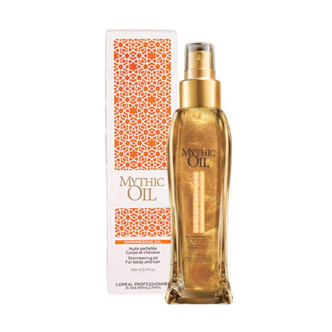 L'Oreal Mythic oil Shimmering oil für Körper und Haar 100ml