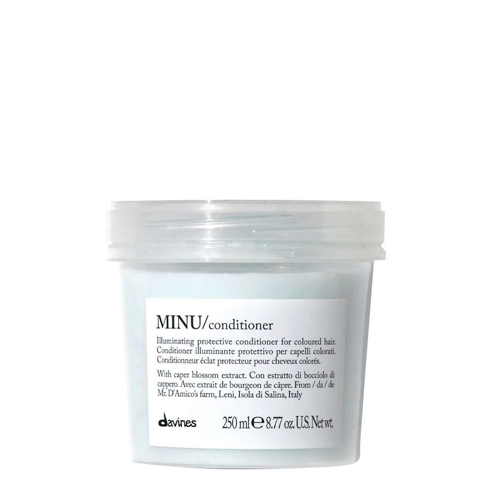 Davines Essential hair care Minu Conditioner 250ml - Leuchtkraftverstärkender Conditioner