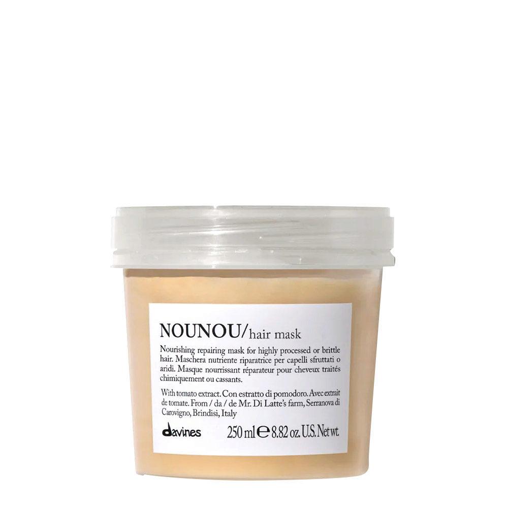 Davines Essential hair care Nounou Pak Hair Mask 250ml - restrukturierende Haarkur