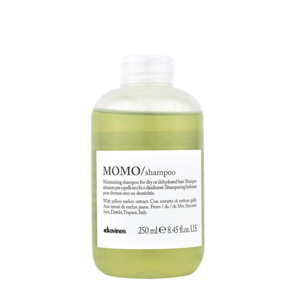 Davines Essential hair care Momo Shampoo 250ml - Feuchtigkeitsspendendes Shampoo