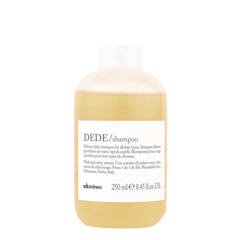 Davines Essential hair care Dede Shampoo 250ml - Shampoo zur täglichen Anwendung