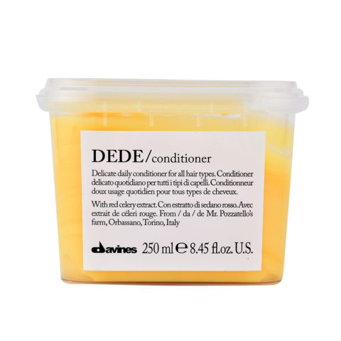 Davines Essential hair care Dede Conditioner 250ml - Conditioner für alle Haartypen