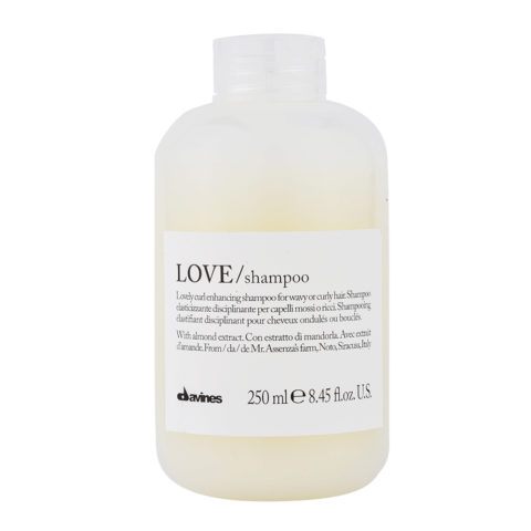 Davines Essential hair care Love curl Shampoo 250ml - Besänftigendes Shampoo