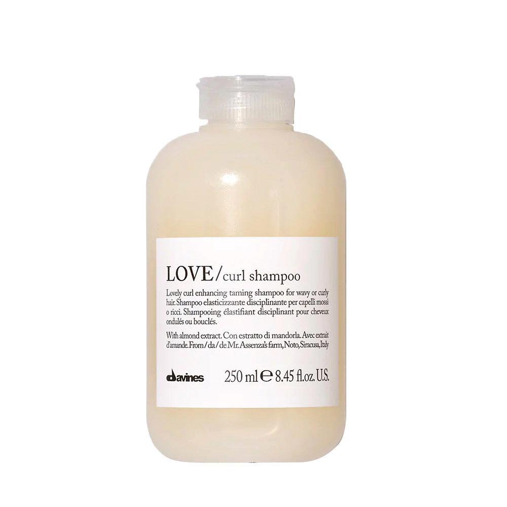 Davines Essential hair care Love curl Shampoo 250ml - Besänftigendes Shampoo