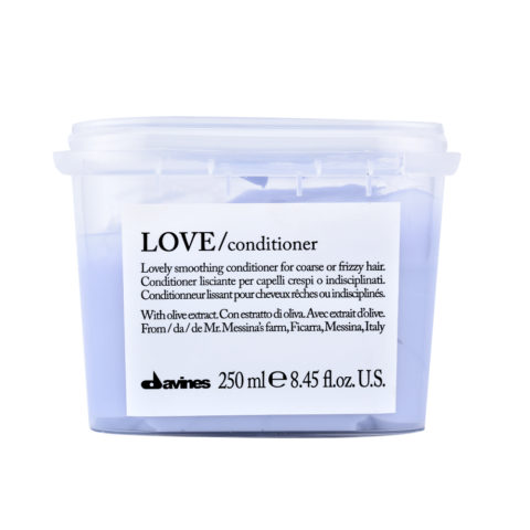 Davines Essential hair care Love smooth Conditioner 250ml - Beruhigender Conditioner