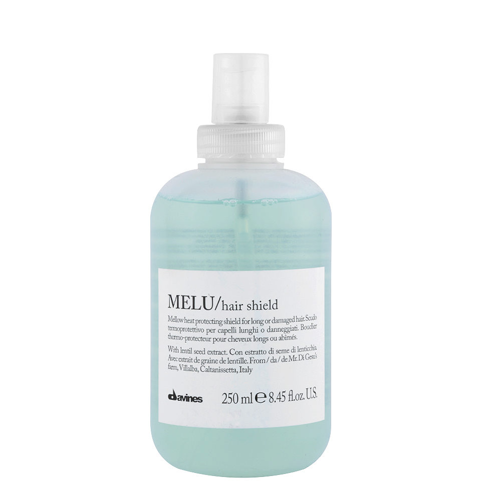 Davines Essential hair care Melu Hair shield 250ml - Hitzeschutzspray