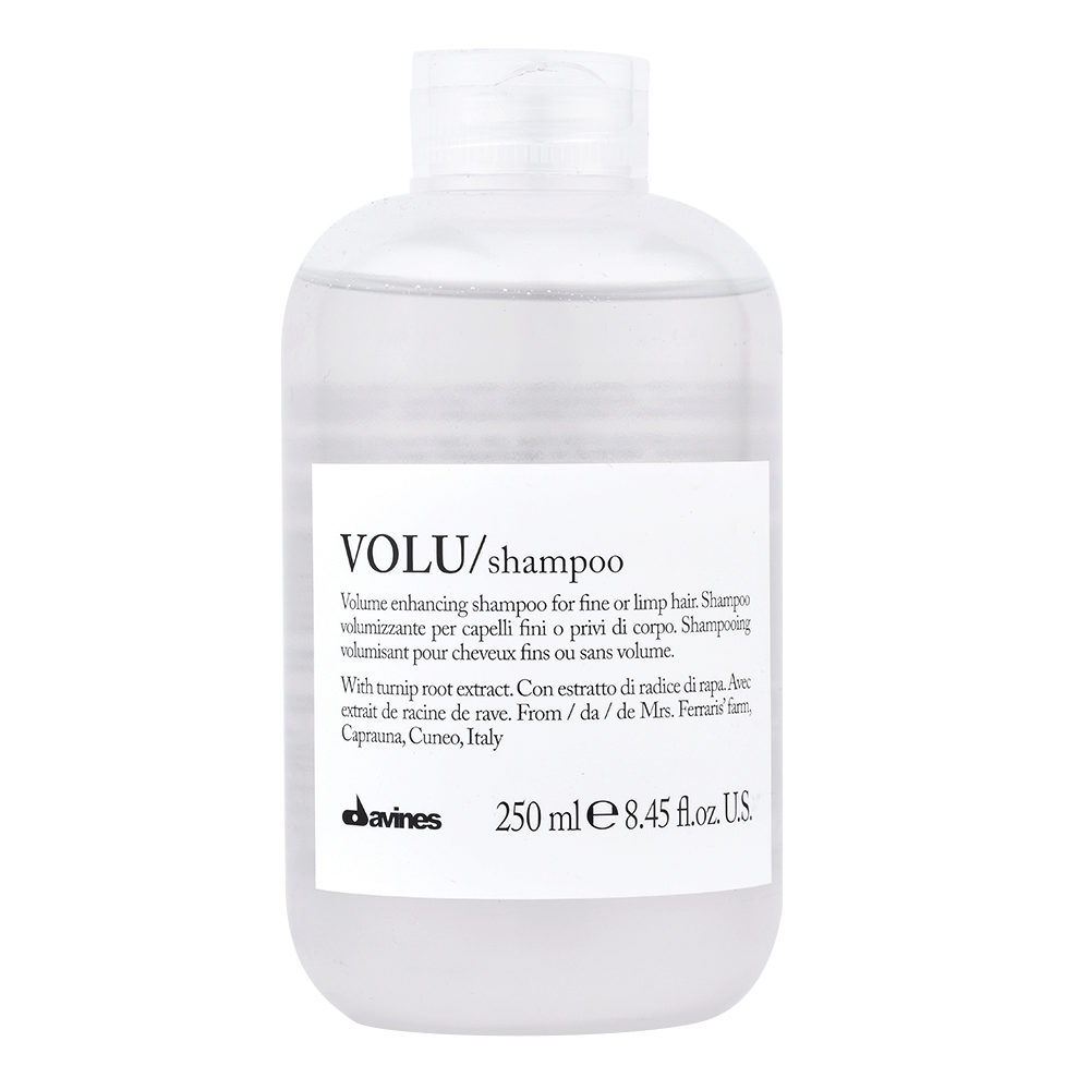 Davines Essential hair care Volu Shampoo 250ml - Volumen Shampoo