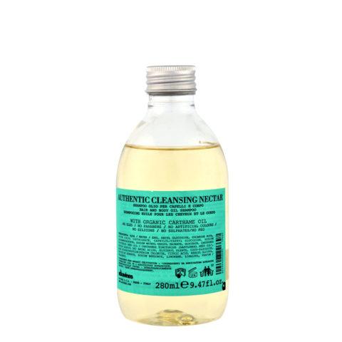 Davines Authentic Cleansing Nectar 280ml - Haar & Dusch-Shampoo