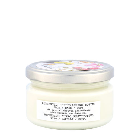 Davines Authentic Replenishing butter 200ml - revitalisierende Butter für Haa Körper