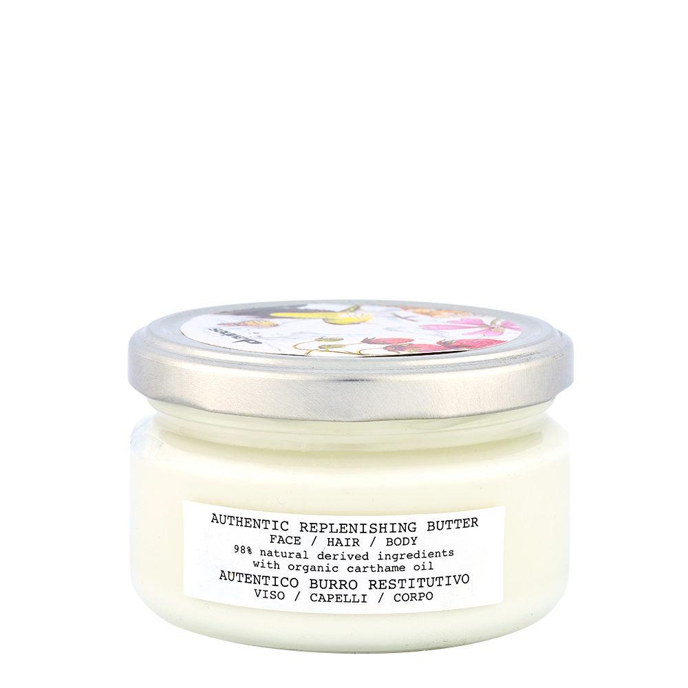 Davines Authentic Replenishing butter 200ml - revitalisierende Butter für Haa Körper