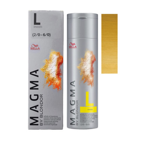 L Limoncello Wella Magma 120gr