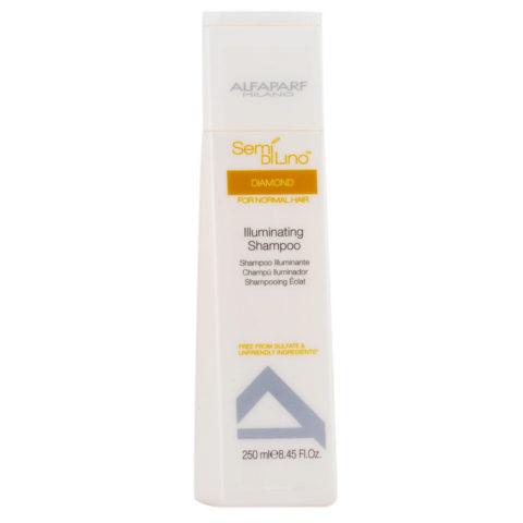 Alfaparf Semi di lino Diamond Illuminating shampoo 250ml - glänzendes shampoo