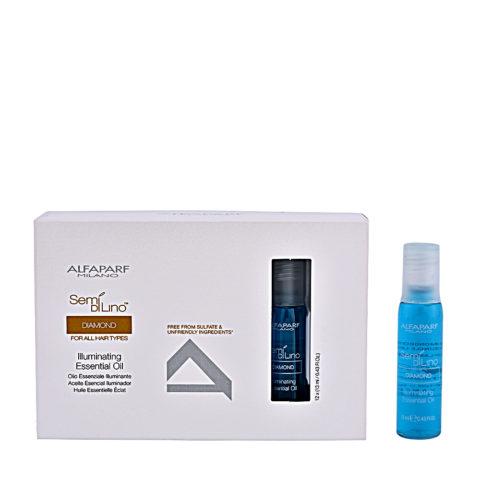 Alfaparf Semi di lino Diamond Illuminating essential oil 12x13ml -  ätherisches Öl
